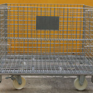 Trolleys & Roller Cages Container